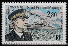 Saint Pierre et Miquelon postfris 1994 MNH 670 - Louis Blaison