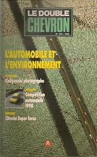 LE DOUBLE CHEVRON 103 SPORT AUTO 1990 CITROEN & BRETAGNE LES FORGES DE FRONCLES