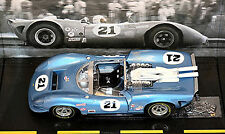 Lola T70 Mario Andretti #21 Can-Am 1968 blau blue metal 1:18 GMP