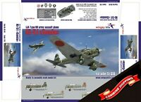 "Wingsy Kits D5-04 Ki-51 ""Sonia"" IJN Type 99 army assault plane 1/48"