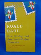 Mini TB: Mrs. Bixby und der Mantel des Obersts. Drei ungewöhnl... von Roald Dahl