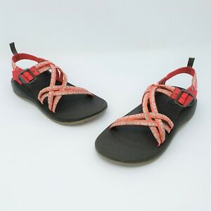 Chacos Girls Outdoor Hiking Trail Pink Sandals Size 4