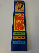 Vtg OG 60s 70s HANG UPS Playgirl Series Sexy Pinup Nude Photo Hanging MOBILE KIT
