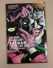 Batman The Killing Joke DC Comics 1988 Titan 2008 Special Edn Deluxe Hardcover