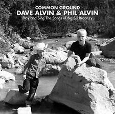 Dave Alvin And Phil Alvin - Common Ground (NEW CD)