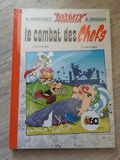 ASTERIX Le Combat des Chefs - Edition de Luxe -  Neuf ss BLISTER - TIRAGE LIMITE