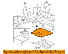 HONDA OEM 07-08 Element Interior-Floor Cover 83302SCVA02ZB