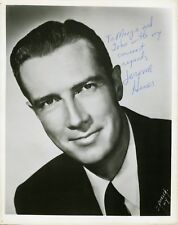 Jerome HINES (Opera): Signed Photograph