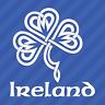 Celtic Knot Irish Shamrock Clover Ireland Vinyl Decal Sticker