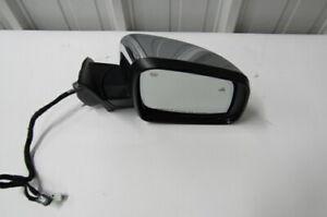 2011-2020 JEEP GRAND CHEROKEE CHROME OEM RIGHT POWER DOOR MIRROR W BLIND SPOT D6