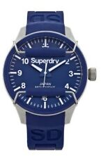 Fashion'S Black Pink Womens Scuba Pop Watch Superdry RRP £59.99