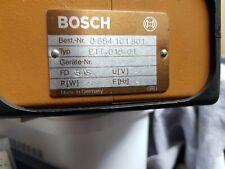 BOSCH TESTER ETT 018.01