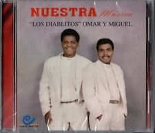 Nuestra  Los Diablitos Omar Y Miguel  Latin Music CD New