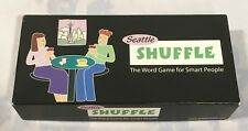 Seattle Shuffle The Card Game For Smart People - Played 100% Complete