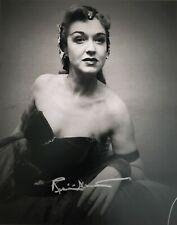 RÏSE STEVENS Signed/Autographed 8x10 Photograph