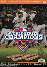 World Series Champions 2012 (2 Disc DVD Set) The Complete NLCS Game 7! **READ**