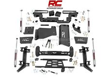 "88-00 Chevrolet GMC K2500 K3500 4WD 6"" Rough Country Suspension Lift Kit [16130]"