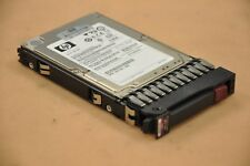 HP 146GB 10K SAS 2.5 6G Dual Port SFF Hot Plug Hard Drive 507125-B21/507283-001