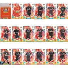 Fußball-Topps-Bayer Trading Cards Leverkusen Erscheinungsjahr 2017