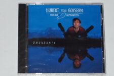 HUBERT VON GOISERN & DIE ALPINKATZEN -Omunduntn- CD Ariola Records NEU, OVP
