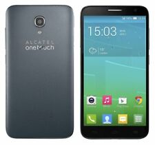 Alcatel One Touch Idol 2s Slate 6050y SINGLE SIM Smartphone Senza SIM-lock NUOVO