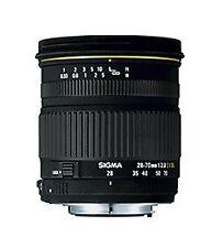 Sigma SLR Kamera-Objektive mit Autofokus & manuellem Fokus