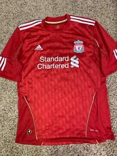 Men's Adidas Liverpool Jersey Red Size L