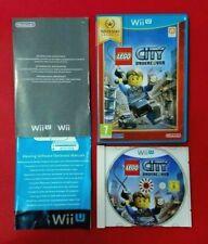 LEGO City: Undercover - NINTENDO WiiU - USADO - BUEN ESTADO