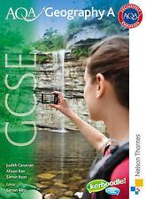 AQA GCSE Geography A 2nd ed: Student Book, Simon Ross, Judith Canavan, Alison Ra