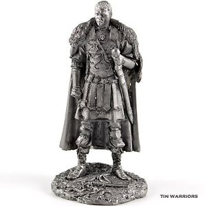 *Maximus Roman general* Tin toy soldiers 54mm miniature figurine metal sculpture