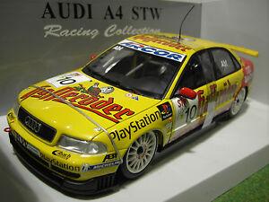 AUDI A4 STW ABT # 10 DTM 99 ABT CHRISTIAN 1/18 UT Models 39971 voiture miniature