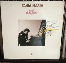 Tania Maria – Love Explosion Lp Us  1984 VG+/Nm With Inner Concord Jazz Picante