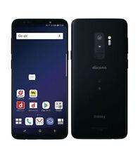 Samsung Galaxy S9+ PLUS SC-03K 64GB / 6GB Black Unlocked Japan