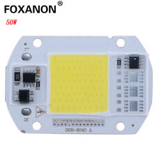 110v 220v LEDs Floodlights COB Chip 20W 30W 50W Input Integrated Smart IC Drive