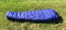 Feathered Friends Lark 10F Down Sleeping Bag Size Regular
