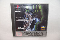Jeu Playstation 1 PS1 ALIEN TRILOGY Acclaim PAL Complet + manuel