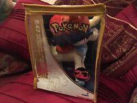 "OFFICIAL Tomy Pokemon KELDEO 20th Anniversary 8"" Plush Soft Toy NEW"
