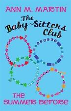 The Summer Before (Babysitters Club)-ExLibrary