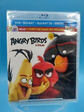 film blu ray neuf edition angry birds le film 3D