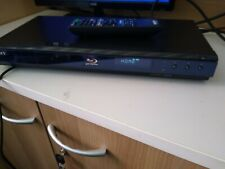 Sony Blu-ray Disc/DVD Player BDP-S350 With Remote Control and power cable.