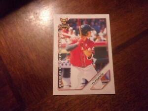 2019 EL PASO CHIHUAHUAS Choice Single Cards YOU PICK FROM LIST Most Cards $0.99