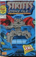 Stryfes Strike File 1993 one-shot very fine comic book