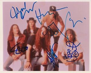 Eddie Vedder Autographed Signed 8x10 ( Pearl Jam ) Photo REPRINT