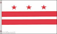 Washington, D.C.DISTRICT DE COLOMBIE États-Unis d'Amérique 5' x 3' DRAPEAU