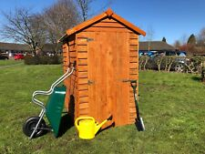6' x 4' Featheredge Shed - Garden Shed - Garden Storage - Overlap Shed