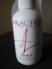 NSI Attraction Acrylic Nail Liquid 118ml Monomer Brand New* TRACK SHIPPING
