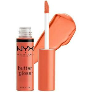 NYX Professional Makeup Butter Gloss, Peach Crisp,