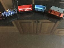 Hornby Devon Flyer Complete Train and Rolling Stock