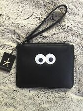 PRIMARK Bag Purse Google Eyes Small Wristlet New