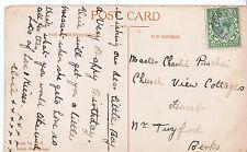 Genealogy Postcard - Ancestor History - Pinchin - Twyford - Berkshire  U2622